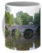 Old Sumneytown Pike Bridge Over The Perkiomen Creek Coffee Mug