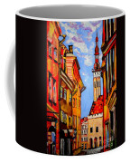 Old Tallinn Coffee Mug