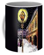 Old Time Evening Coffee Mug