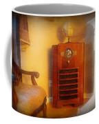 Old Time Radio Coffee Mug by Paul Ward
