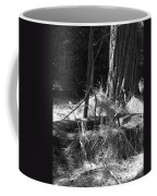 Old Tire Coffee Mug