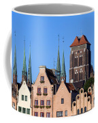 Old Town In Gdansk Coffee Mug