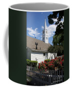 Old Town Mystic Church Coffee Mug