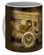 Old Tractor Coffee Mug