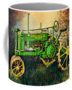 Old Tractor Coffee Mug