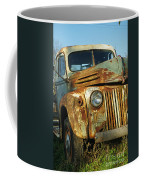 Old Tri-way Truck Coffee Mug