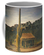 Old Tucson Home Coffee Mug