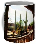 Old Tuscon Movie Studio Theme Park Coffee Mug