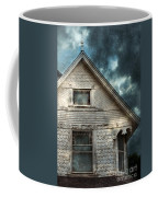 Old Victorian House Detail Coffee Mug