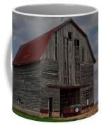 Old Wagon Older Barn Coffee Mug