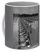Oldiers Stand By For Inspection Coffee Mug