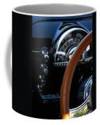 Oldsmobile 88 Dashboard Coffee Mug