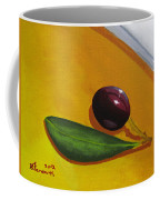 Olive In Olive Oil Coffee Mug