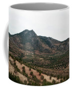Olive Oil Mountain Coffee Mug
