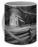 Oliver's Cabin In The Great Smokey Mountains Coffee Mug