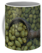 Olives Being Processed In Provence Coffee Mug
