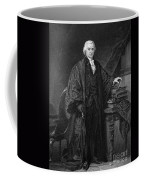 Olvier Ellsworth (1745-1807). Chief Justice Of The United States Supreme Court, 1796-1799. Steel Engraving, 1863 Coffee Mug