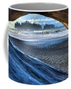 Olympic Drift Wood Coffee Mug