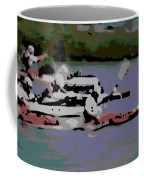 Olympic Lightweight Double Sculls Coffee Mug