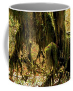 Olympic Moss Coffee Mug