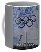 Olympic Stadium Montreal Coffee Mug by Juergen Weiss