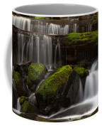 Olympics Gentle Stream Coffee Mug by Mike Reid