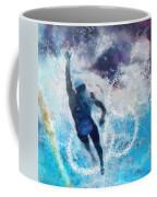 Olympics Swimming 01 Coffee Mug