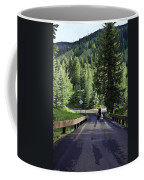 On A Country Road - Vail Coffee Mug