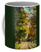 On A Country Road Coffee Mug