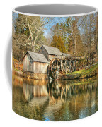On A March Day Coffee Mug by Darren Fisher
