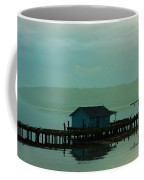 On A Pier Coffee Mug