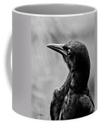 On Alert - Bw Coffee Mug
