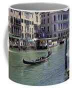 On The Canal In Venice Coffee Mug
