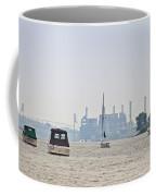 On The Delaware River Coffee Mug