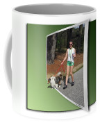 On The Trail Coffee Mug by Brian Wallace