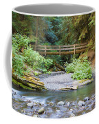 On The Trail To Marymere Coffee Mug