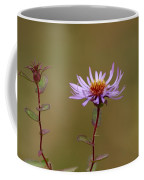 One Blossom Left Coffee Mug