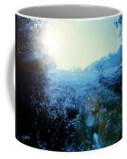 One Blue Morning Coffee Mug
