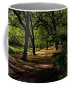 One Day In The City Park Coffee Mug