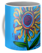 One Flower Coffee Mug