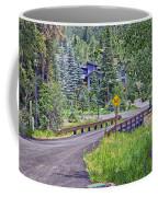 One Lane Bridge - Vail Coffee Mug