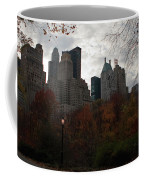 One Light On In Central Park Coffee Mug