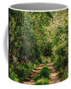 One Lonely Path Coffee Mug