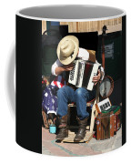 One Man Band Coffee Mug