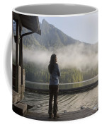 One Person, Woman, Mid Adult, 30-35 Coffee Mug