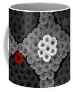 One Red Flower Coffee Mug