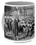 One-room Schoolhouse, 1883 Coffee Mug