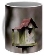 One Room Shack - Bird House Coffee Mug
