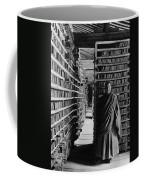 One-tenth Of The Printing Plates Coffee Mug by Dr Joseph F Rock
