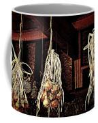 Onions Drying Coffee Mug